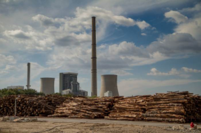 Gardanne biomass plant (c) Benoît Grimont