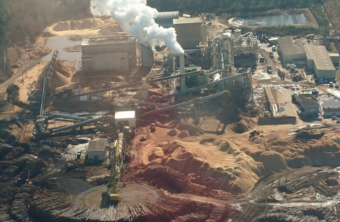 UK_Enviva's facility in Ahoskie, North Carolina, which supplies the Drax plant (c) Dogwood Alliance2